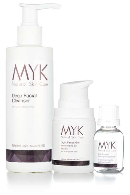 Anti-Acne Combo Pack